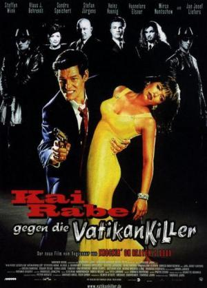 Kai Rabe gegen die Vatikankiller (Kai Rabe vs. the Vatican Killers)