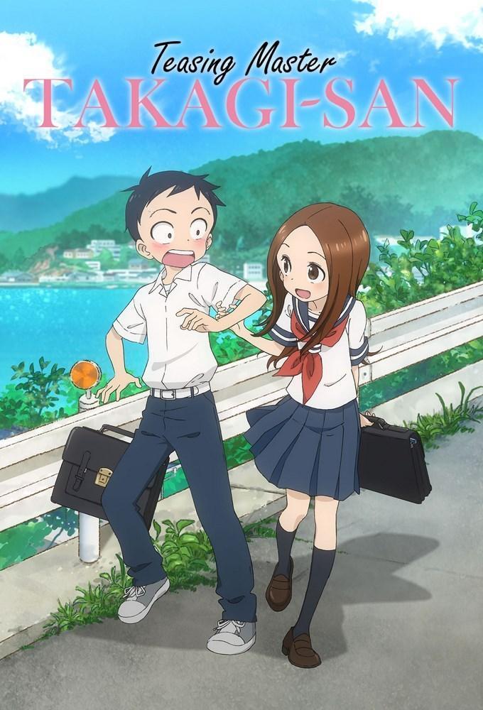 Karakai Jouzu no Takagi-san (Serie de TV) (2018) - Filmaffinity
