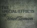 The Special Effects of Karel Zeman (S)