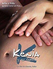 Kenia y su familia