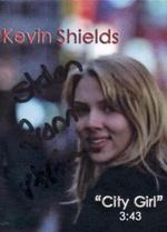 Kevin Shields: City Girl (Music Video)