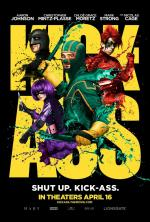 Kick-Ass - Un superhéroe sin super poderes
