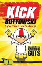 Kick Buttowski: Suburban Daredevil (TV Series)