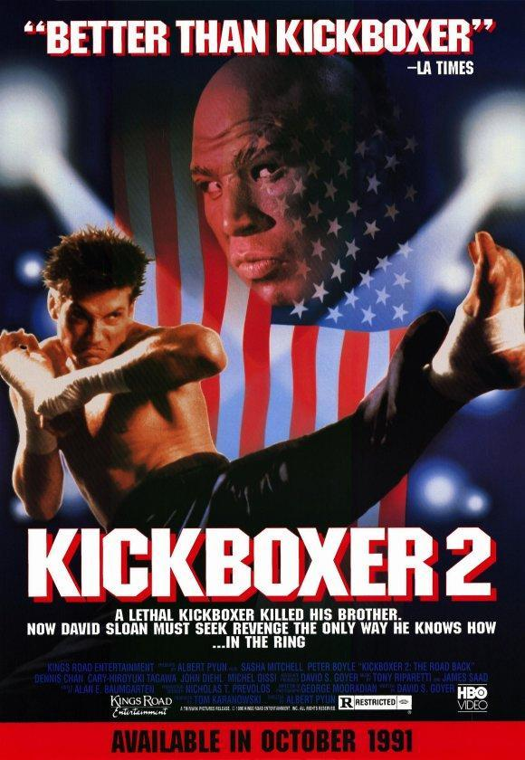 Kickboxer 2 (1991) [1080p] [Latino] [MEGA]