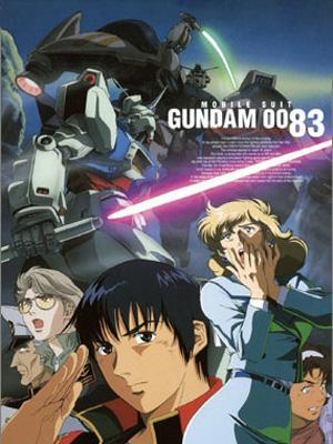 Mobile Suit Gundam 0083: Stardust Memory (TV Miniseries)