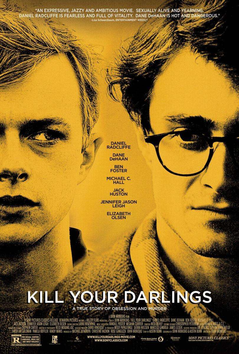 Kill Your Darlings Daniel Radcliffe Kill Your Darlings (20...