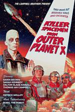 Killer Spacemen from Outer Planet X (C)