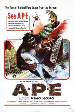 El gorila ataca (A*P*E)