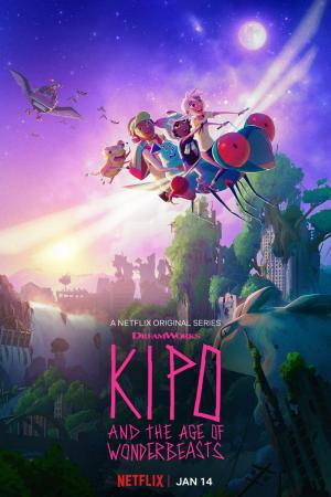 Kipo and the Age of Wonderbeasts (TV Series)