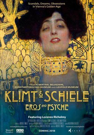 Klimt y Schiele, Eros y Psyche