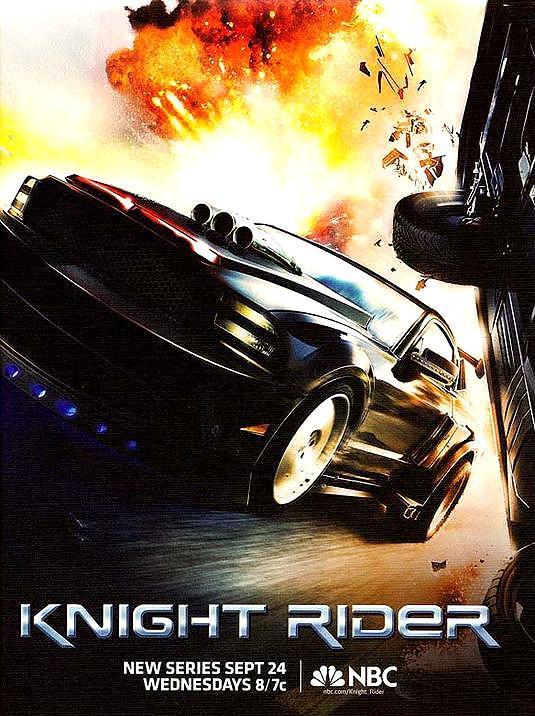 knight rider tv series 2008 filmaffinity. Black Bedroom Furniture Sets. Home Design Ideas