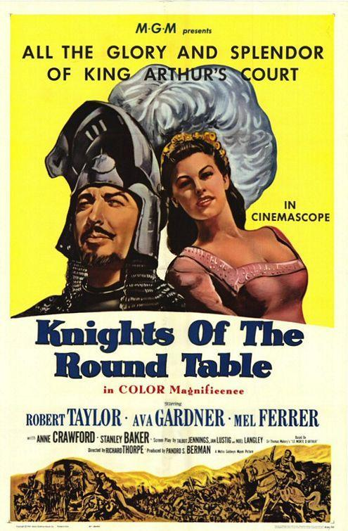 Los caballeros del rey arturo 1953 filmaffinity for 12 knight of the round table