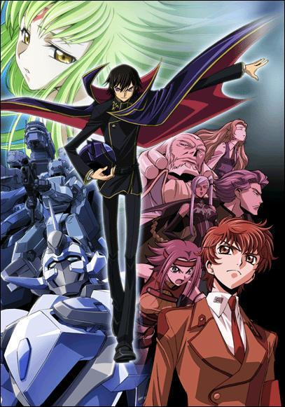 code geass lelouch of the rebellion serie de tv 2006 filmaffinity. Black Bedroom Furniture Sets. Home Design Ideas