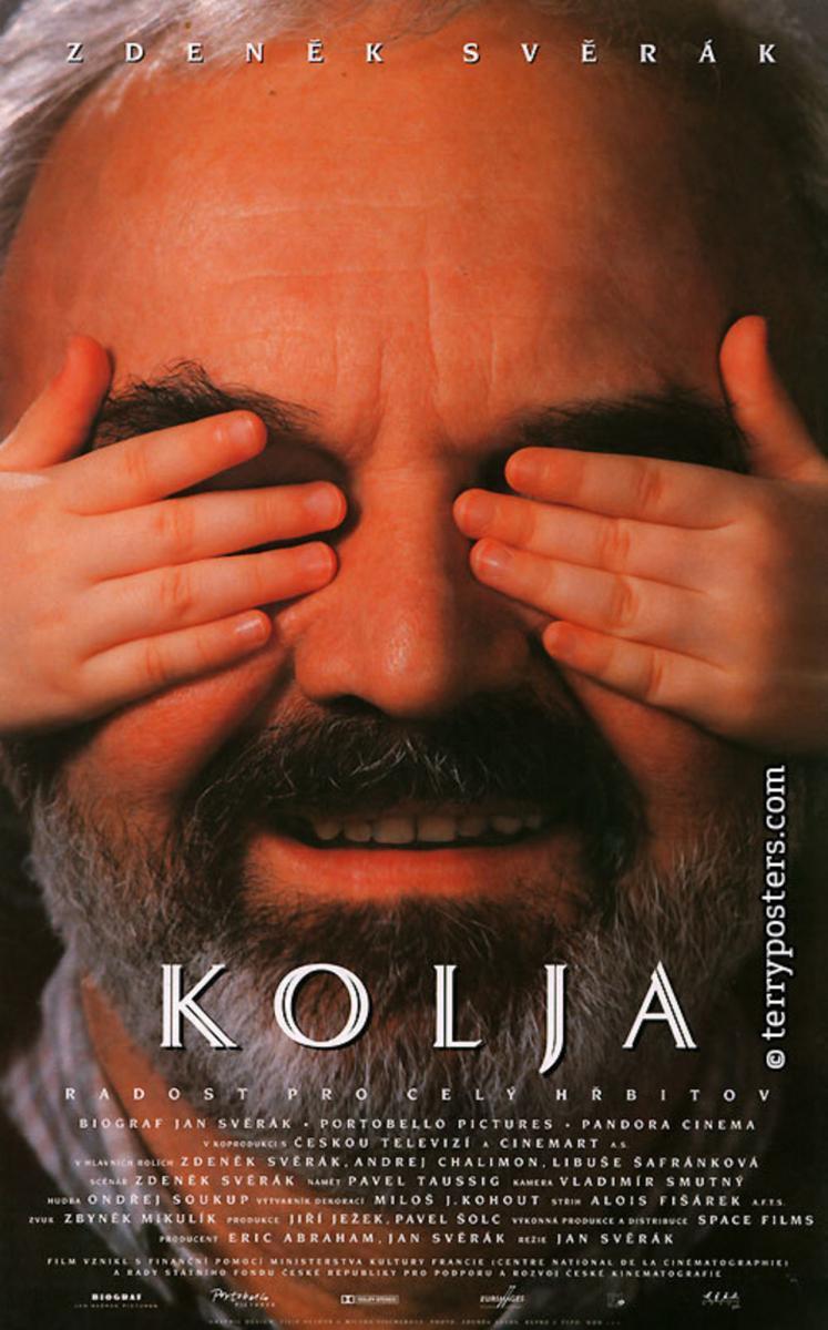 kolja kolya 242268738 large - Kolja (Kolya) Dvdrip (1996) Comedia