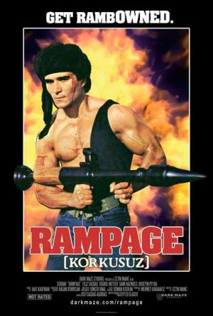 Rampage (Turkish Rambo 2)