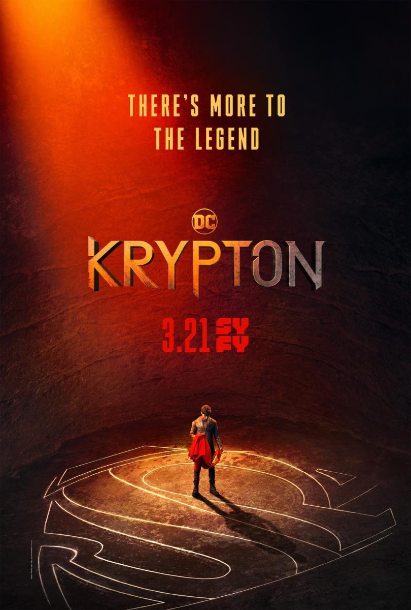 Kriptonas 1 Sezonas / Krypton Season 1 (2018)