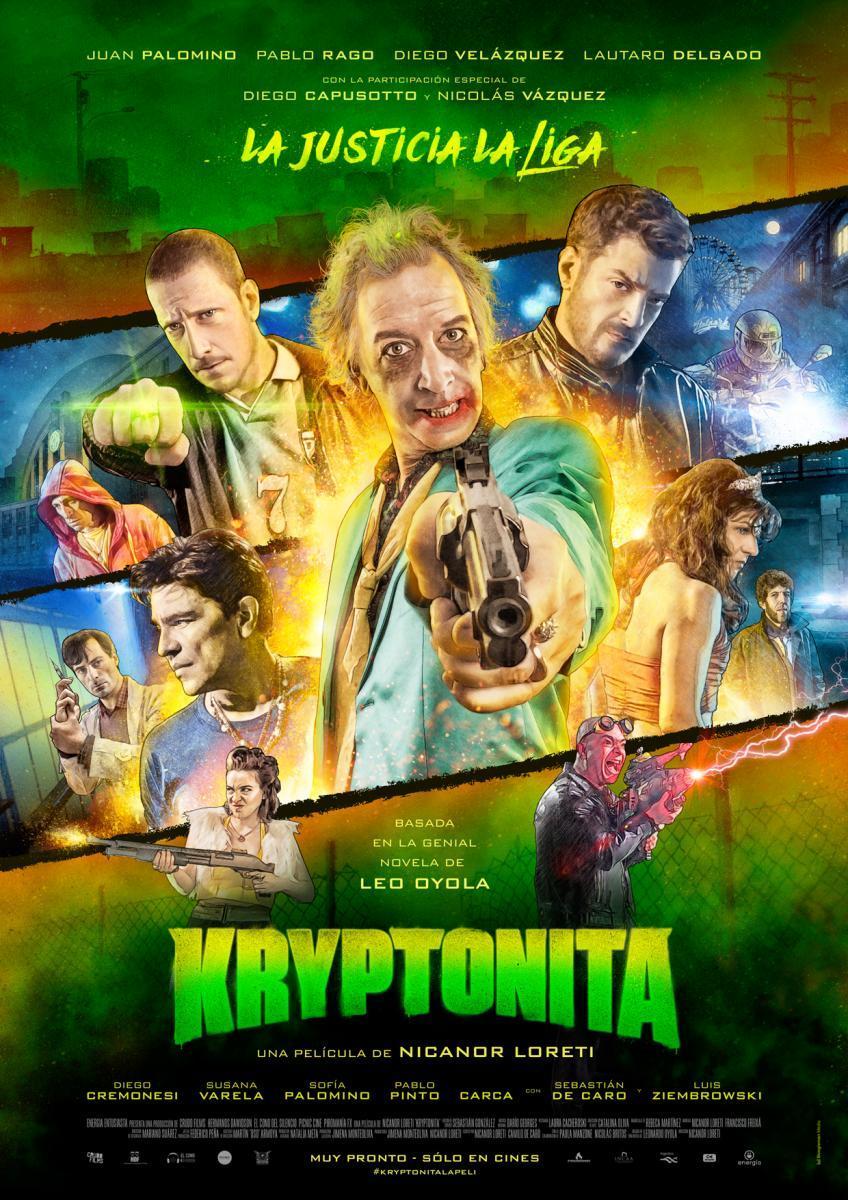 Kryptonita (2015) Gratis por 1Fichier