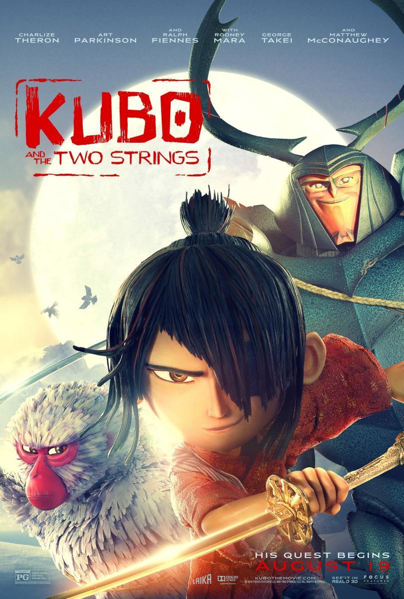 Image result for kubo y las dos cuerdas mágicas