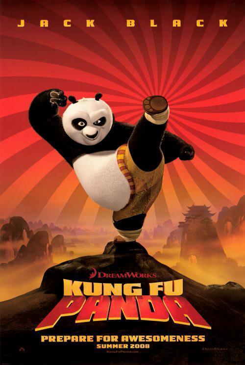 Saga – Kung Fu Panda, [1080p] [Latino-Ingles] [MEGA]