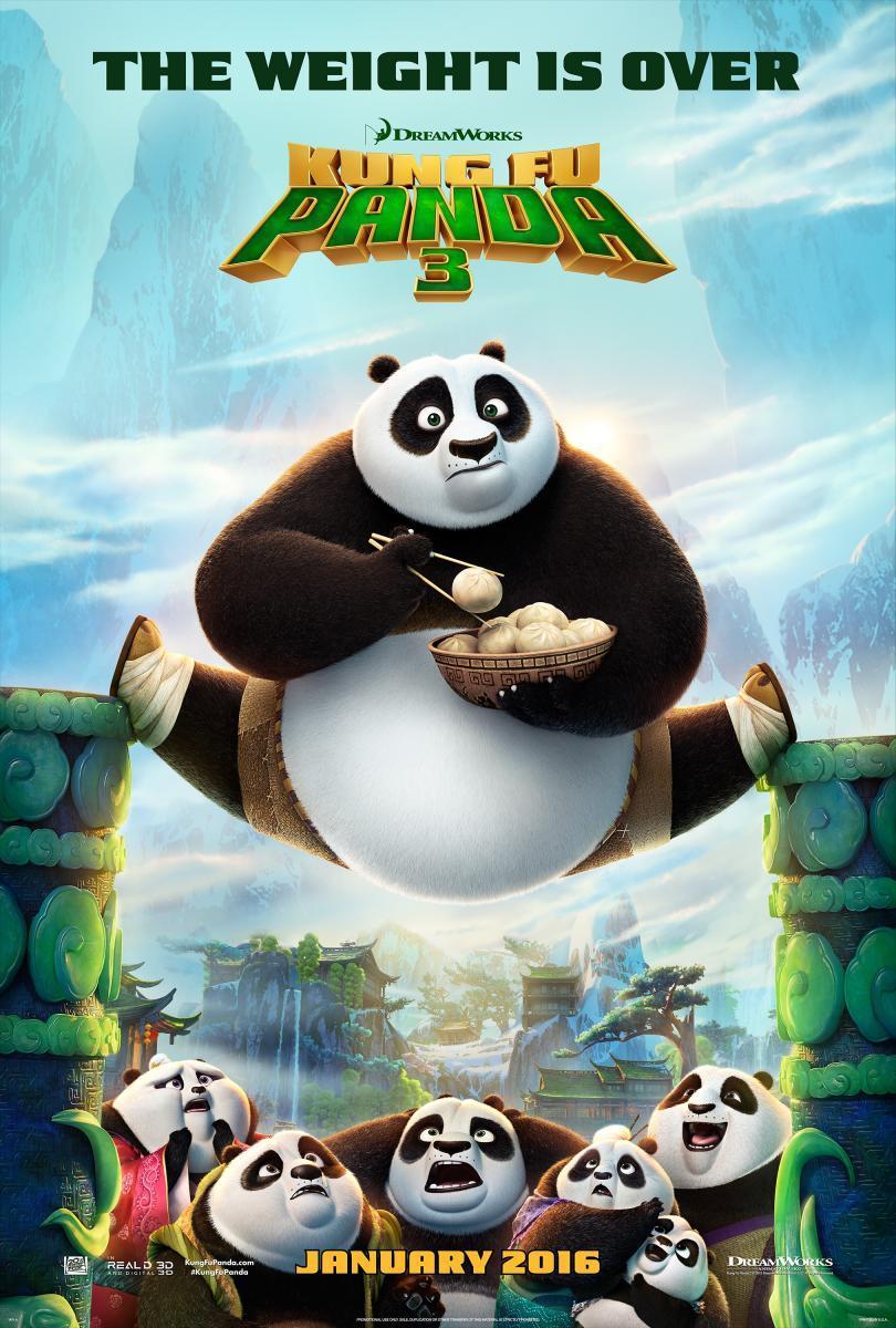 Kung Fu Panda 3 (2016) 1 LINK HD Latino ()