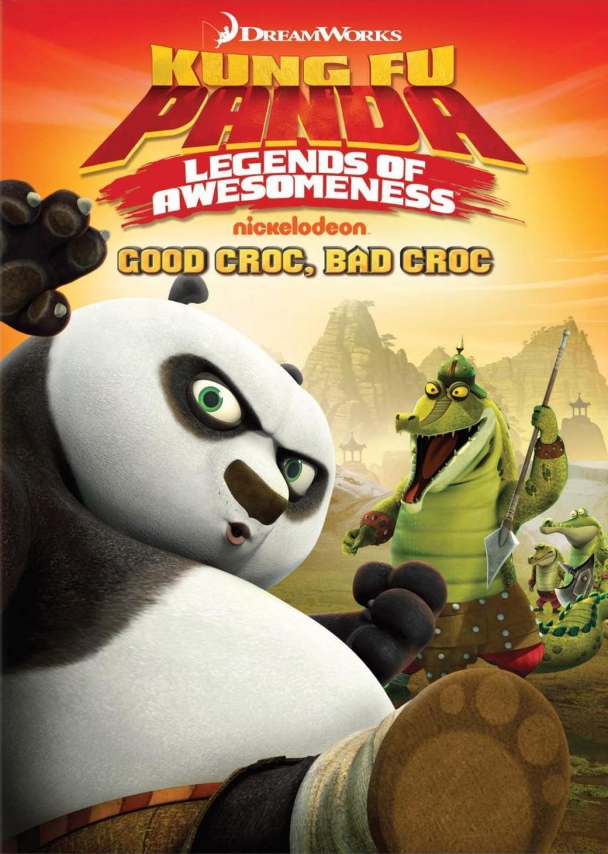 Kung fu panda la leyenda de po serie de tv