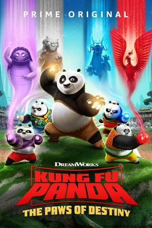 Kung Fu Panda: The Paws of Destiny (TV Series)