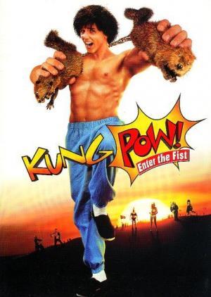 Kung Pow: El maestro de la kung fusión