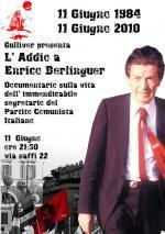 L'addio a Enrico Berlinguer