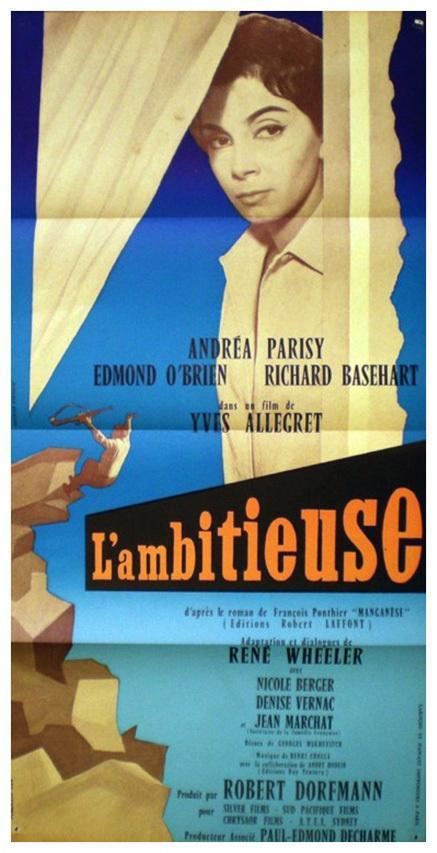 L'ambitieuse