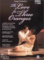 L'amour des trois oranges (TV)