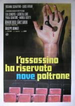 L'assassino ha riservato nove poltrone (The Killer Reserved Nine Seats)