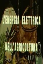 L'energia elettrica nell'agricoltura (C)