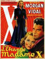 The Strange Madame X