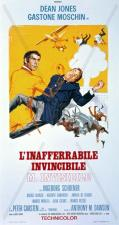 The Unseizable Invincible Mr. Invisibile
