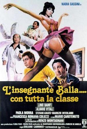 L'insegnante balla... con tutta la classe