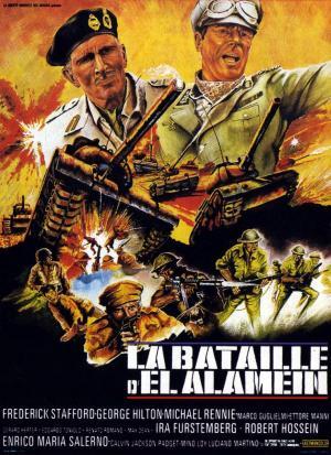 La batalla del Alamein