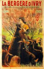 La bergère d'Ivry (Shepherdess of Ivry) (C)