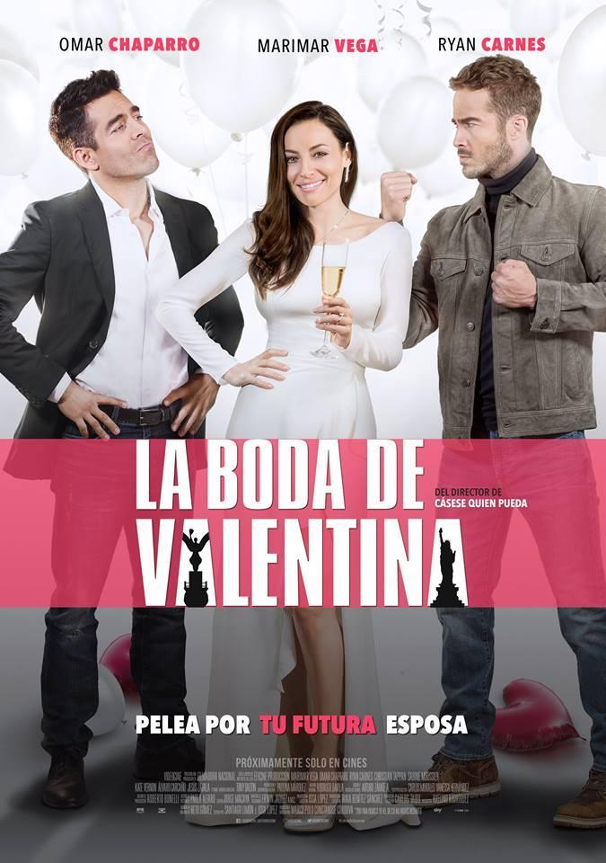 La boda de Valentina (2018) HD Latino MEGA