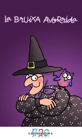 The Bored Witch (TV Series)