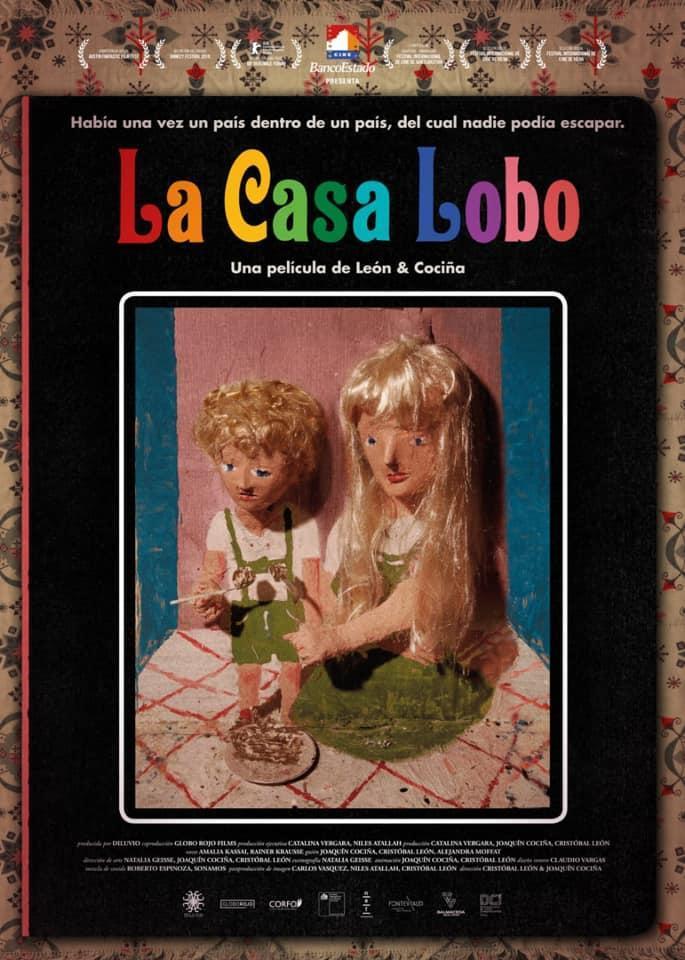 La casa lobo (2018) HD Latino MEGA