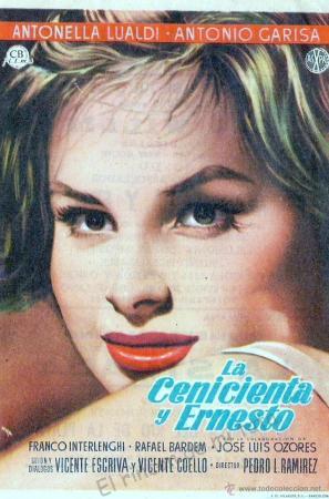 La Cenicienta y Ernesto