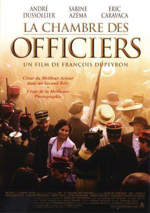 El pabellón de los oficiales