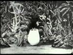 La chrysalide et le papillon d'or (C)