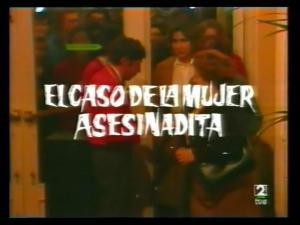 El caso de la mujer asesinadita (TV)