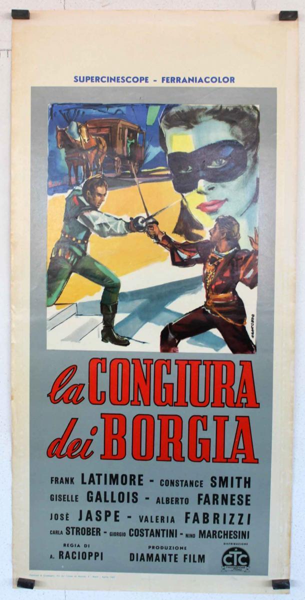 La congiura dei Borgia