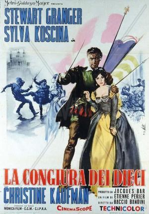 La congiura dei dieci (Swordsman of Siena)