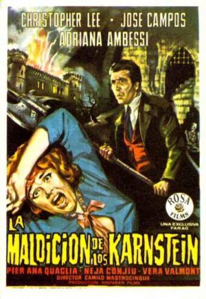 La maldición de los Karnstein