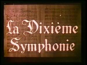 La décima sinfonía