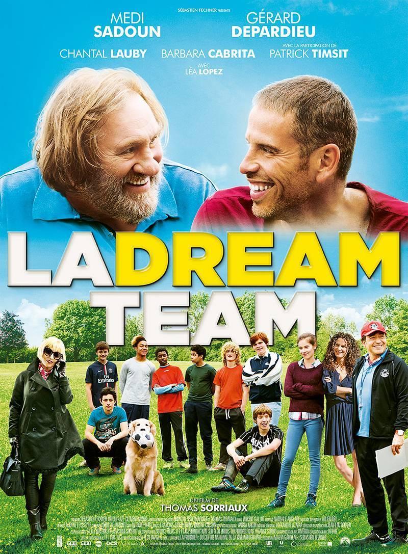 Resultado de imagem para La Dream Team poster