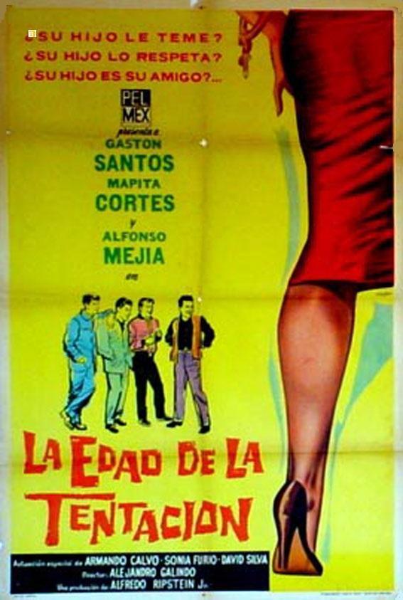 La edad de la tentación & La edad de la tentación (1959) - FilmAffinity